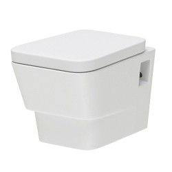 Technique Claudia Wall Hung Toilet with Soft Close Seat