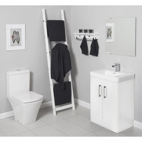 Balmorals London Vanity Unit Modern Bathroom Suite Carina
