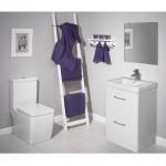 Balmorals London Vanity Unit Modern Bathroom Suite Fabiana