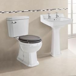 Technique Classic Traditional  Bathroom Warwick 2 Tap Holes