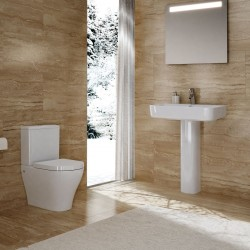 Cersanit Modern Bathroom Suite Hanna