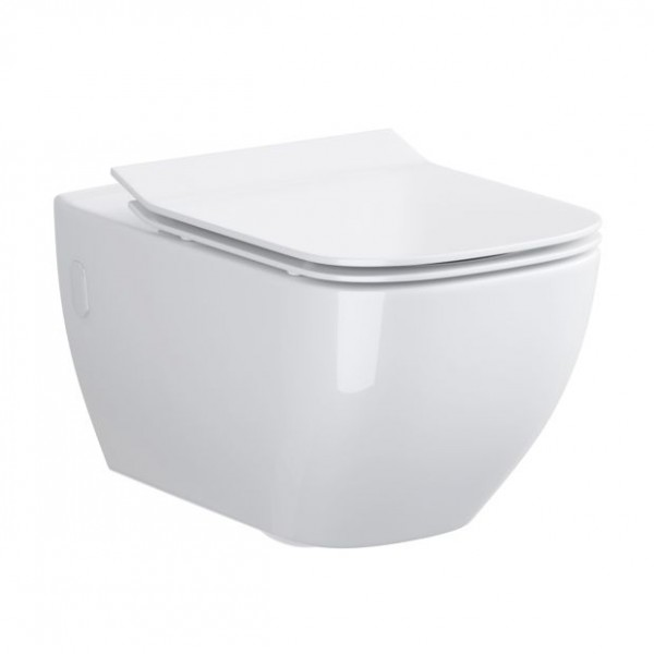 Cersanit Metro Wall Hung Toilet with Soft Close Seat