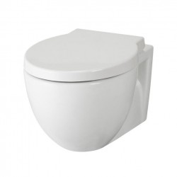 Questa Wall Hung Toilet with Soft Close Seat