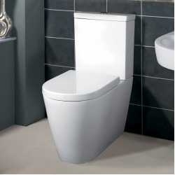 Roma Toilet With Soft Close Seat