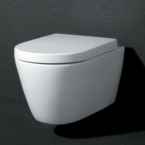 Roma Wall Hung Toilet with Soft Close Seat