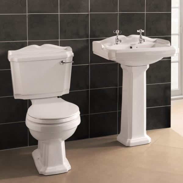 Technique Victorian Style Traditional  Bathroom Suite