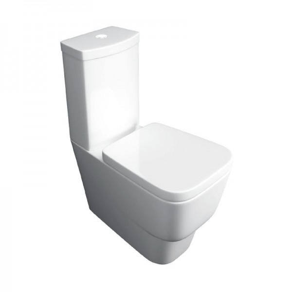 Designer Modern Toilet with Soft Close Seat