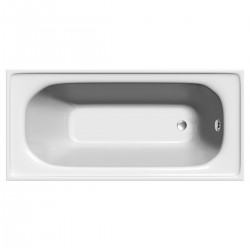 Single Ended Round Bath 1700 x 700 mm - Reinforced