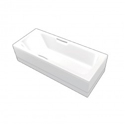 Low Level Bath Twin Grip 1500 x 700 mm