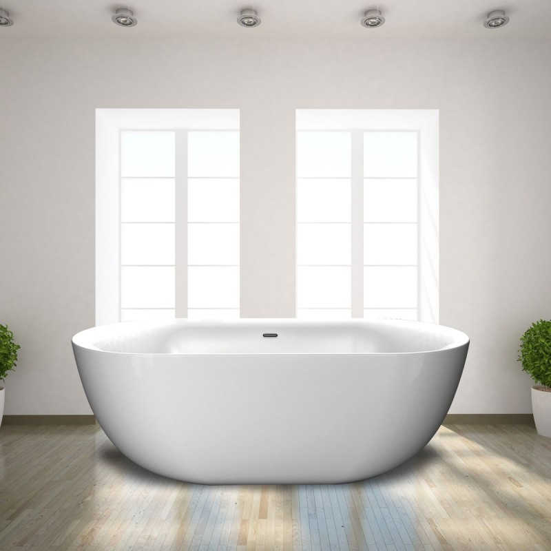 Bellini Small Free Standing Oval Bath