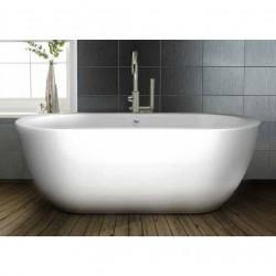 Free Standing Oval Bath