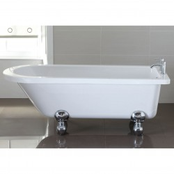 Single Ended Free Standing Bath 1700 x 750