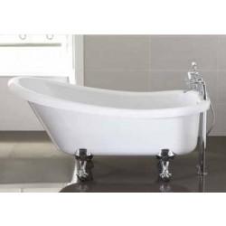 Slipper Free Standing Bath 1500 x 760