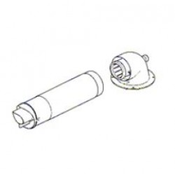 Heatline Standard Horizontal Flue Kit