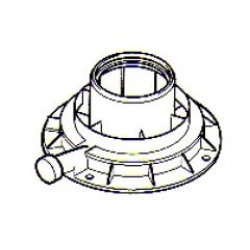 Heatline Vertical Flue Adaptor  20118019