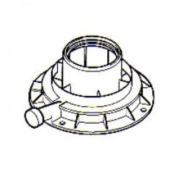 Heatline Vertical Flue Adaptor  20118019