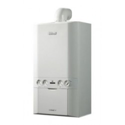 Ideal Logic plus HE35 Combi Boiler Natural Gas