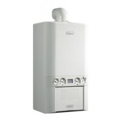 Ideal Logic HE30 Combi Boiler Natural Gas
