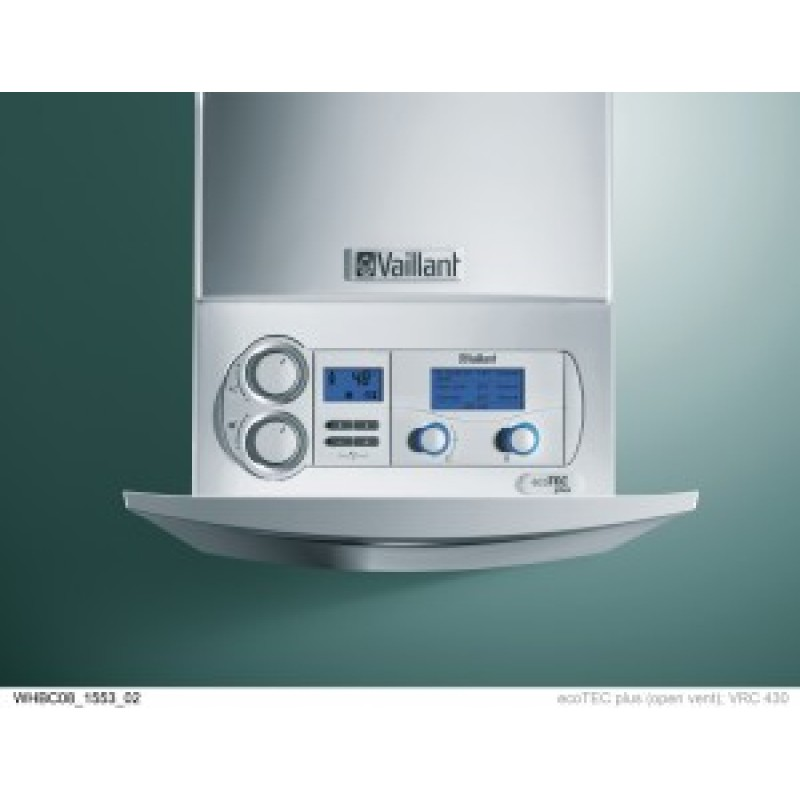 vaillant ecotec plus 618 system boiler. Black Bedroom Furniture Sets. Home Design Ideas