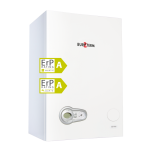 Euroterm E32 Plus Combi Boiler with Horizontal Flue