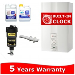 Biasi Advance Plus 35 Combi Boiler and Filter Pack