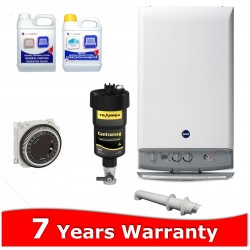 Baxi Duo-Tec 24 Combi Boiler and Filter Pack