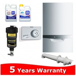Vaillant ecoTEC Plus 838 Combi Boiler and Filter Pack