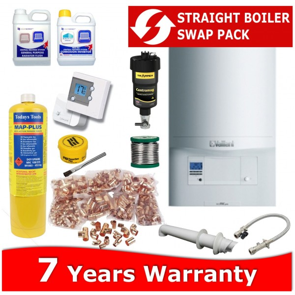 Vaillant ecoTEC Pro 24 Combi Engineer Pack