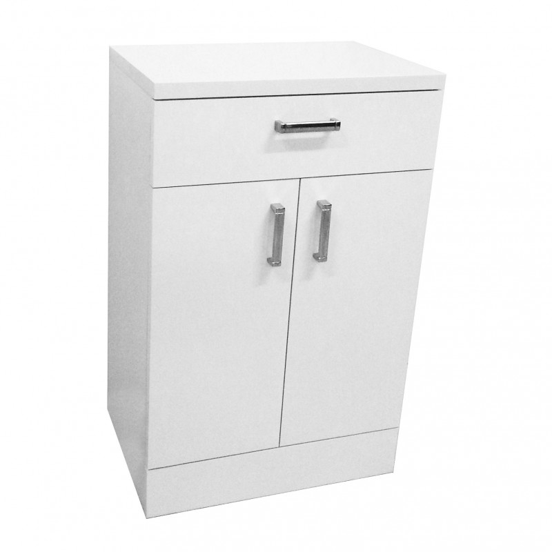 Ardent 1 Drawer 2 Doors Storage Unit 500 Mm