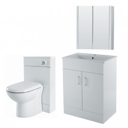 Complete Bathroom Furniture Sets