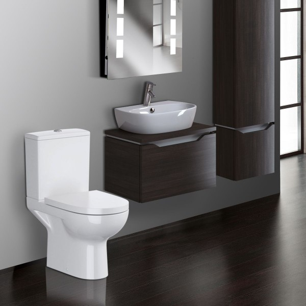 Cersanit Fusion Bathroom Suite