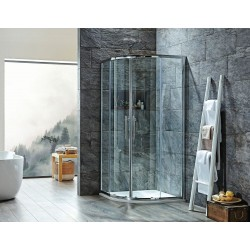 PHN 8 mm Single Door Quadrant Shower Enclosure