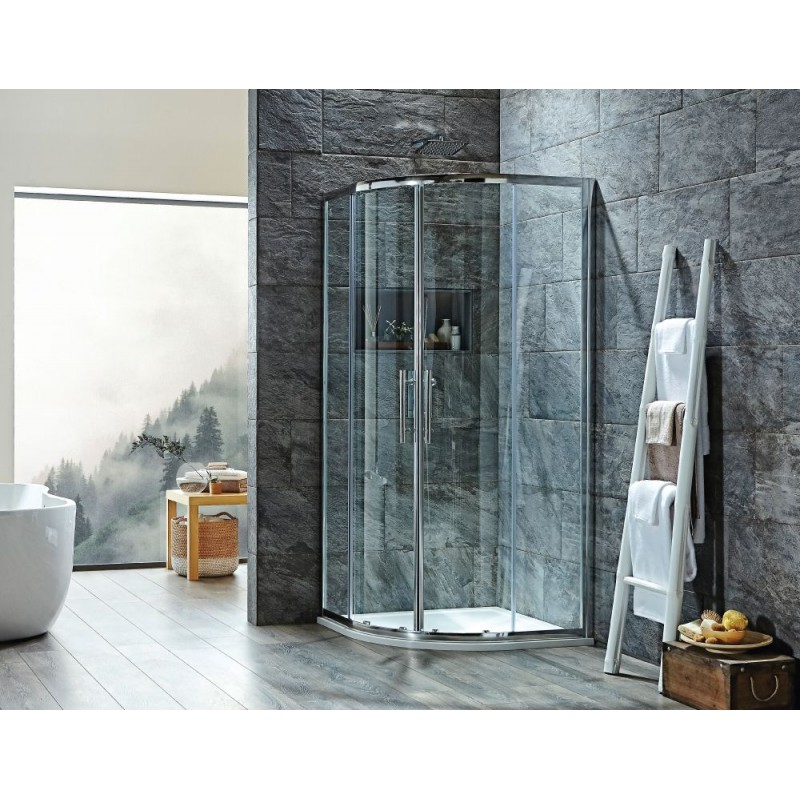PHN i8 Double Door Quadrant Shower Enclosure