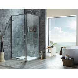 PHN 8 mm Hinged Door Shower Enclosure