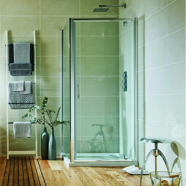 Famous Hinged Door Shower Enclosures Gallery Custom