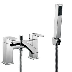 Scudo Descent  Bath Shower Mixer Tap