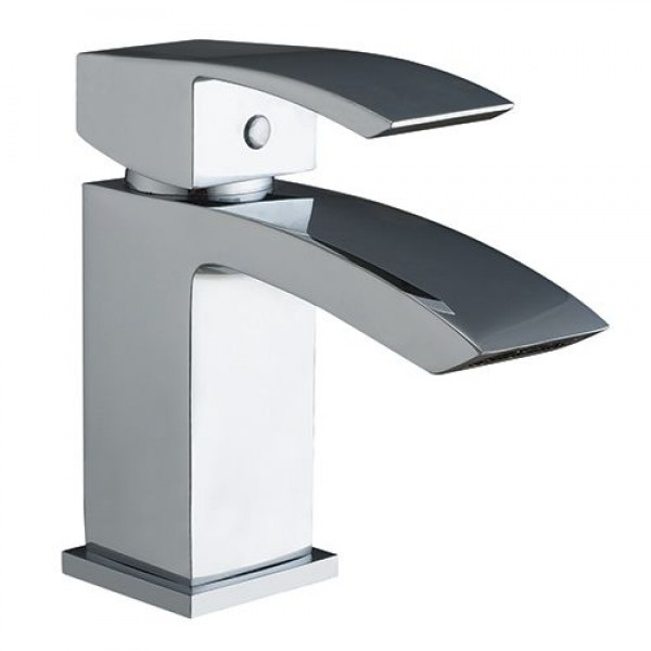 Scudo Descent  Mono Basin Mixer Tap