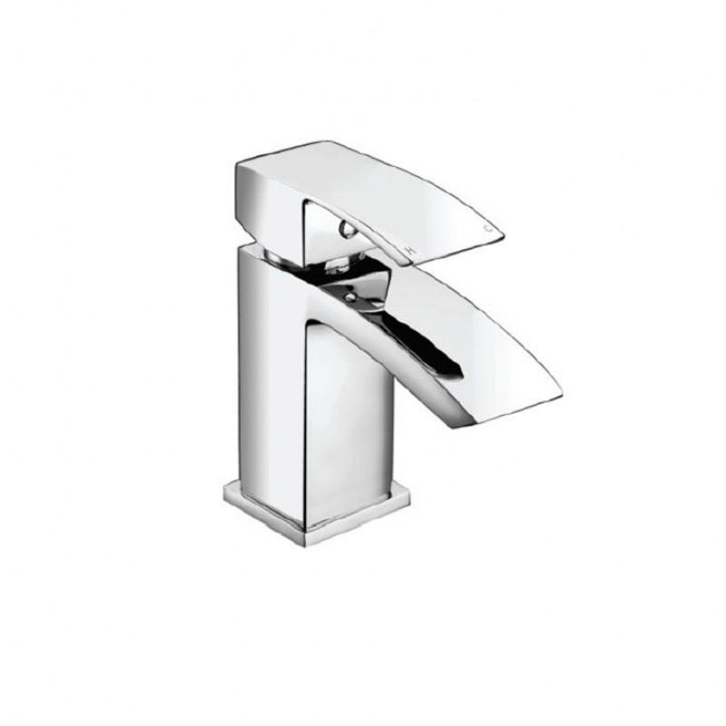 Scudo Descent Mono Mini Basin Mixer Tap