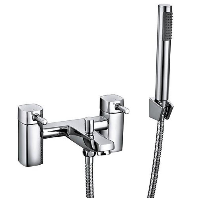Scudo Forme Mono Bath Shower Mixer Tap