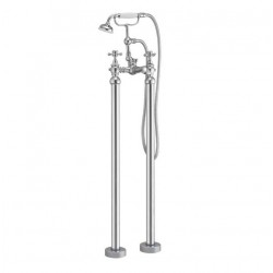 Scudo Harrogate Freestanding Bath Shower Mixer