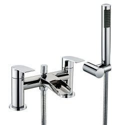 PHN Monument Waterfall  Bath Shower Mixer Tap