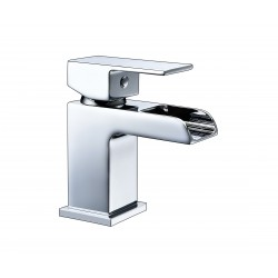 Scudo Victoria Waterfall Mini Mono Basin Mixer Tap