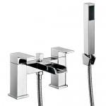 Scudo Victoria Waterfall Bath Shower Mixer Tap