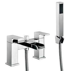 PHN Valeria Waterfall Bath Shower Mixer Tap